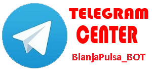 Center Telegram BlanjaPulsa